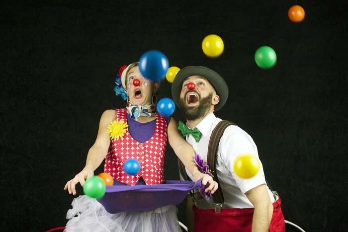 Clown Dating vs Dating Clowns