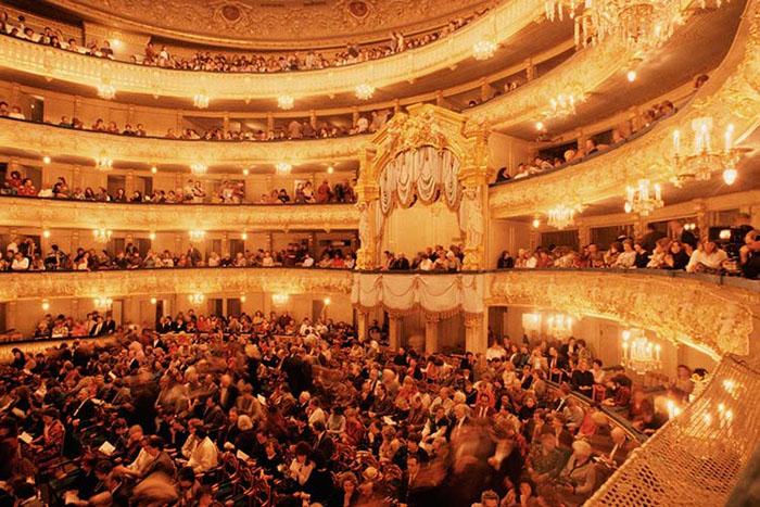 Mariinsky Ex Kirov Ballet And Opera Theatre St