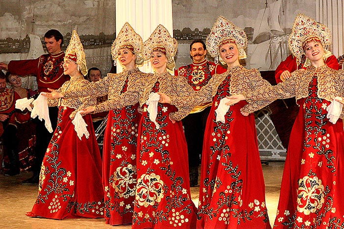 461909429 Feel Yourself Russian (Nikolaevsky Palace, folklore show) - 29 June 2019 at  19:00 - Buy Tickets Online | RussianBroadway.com
