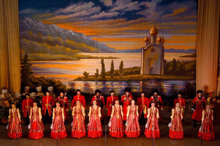 Folk Show in St.Petersburg | Tickets, Schedule ...