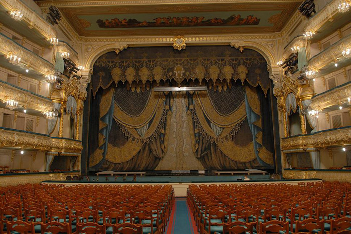 The Stone Flower (Mariinsky Theatre, ballet) - 12 April ...
