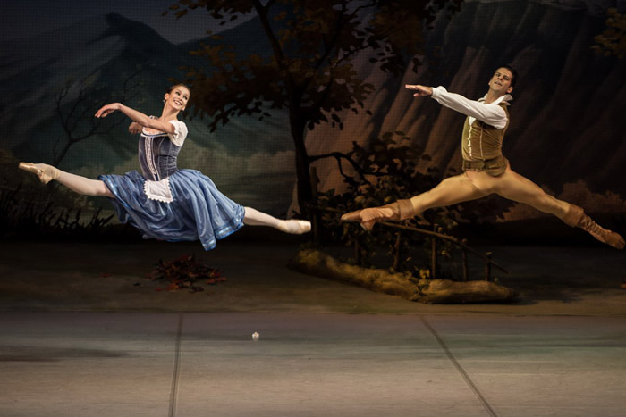 ballet and giselle
