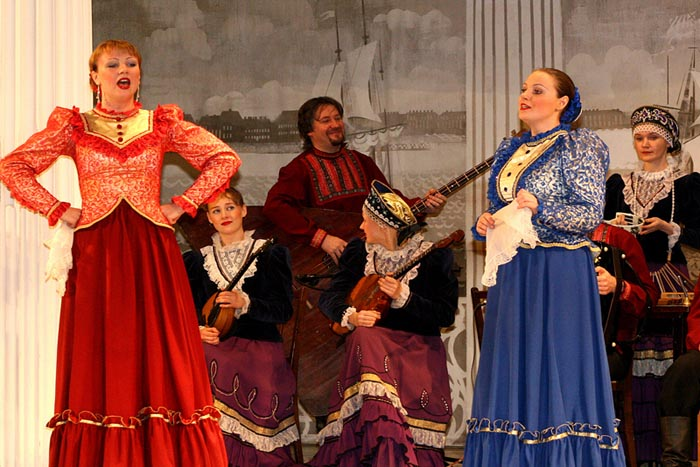 b517b36a3 Feel Yourself Russian (Nikolaevsky Palace, folklore show) - 29 June ...