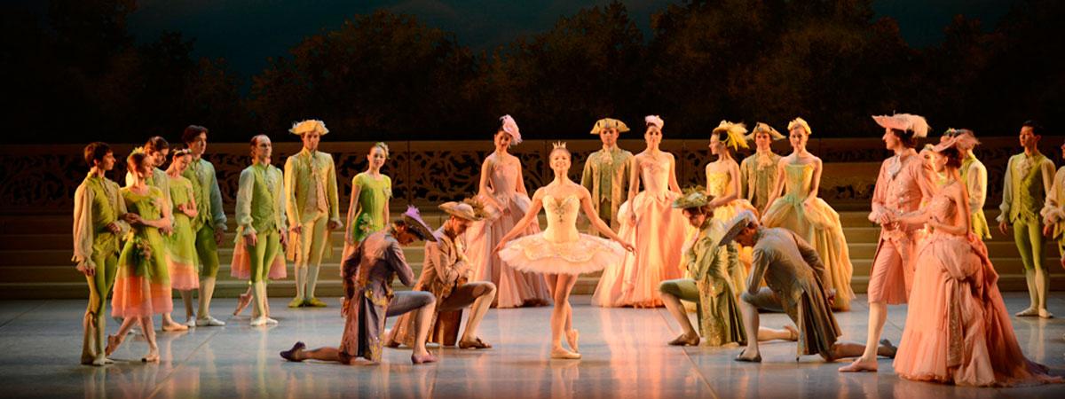 The Sleeping Beauty Ballet In Sttersburg Russia Theatres