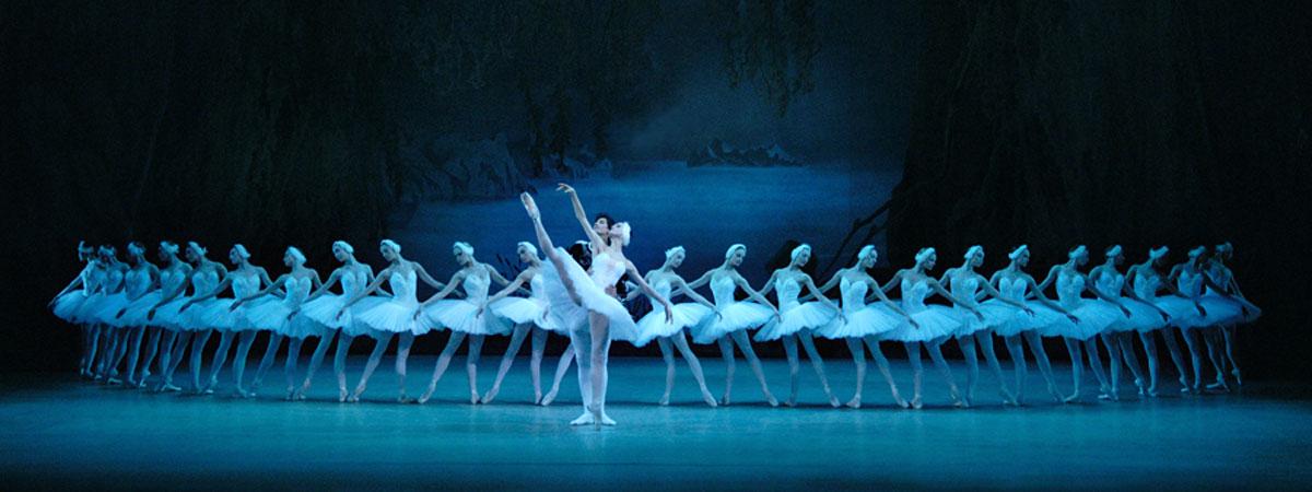 Russia 2020 Schedule.Swan Lake Ballet In St Petersburg Russia April 2020